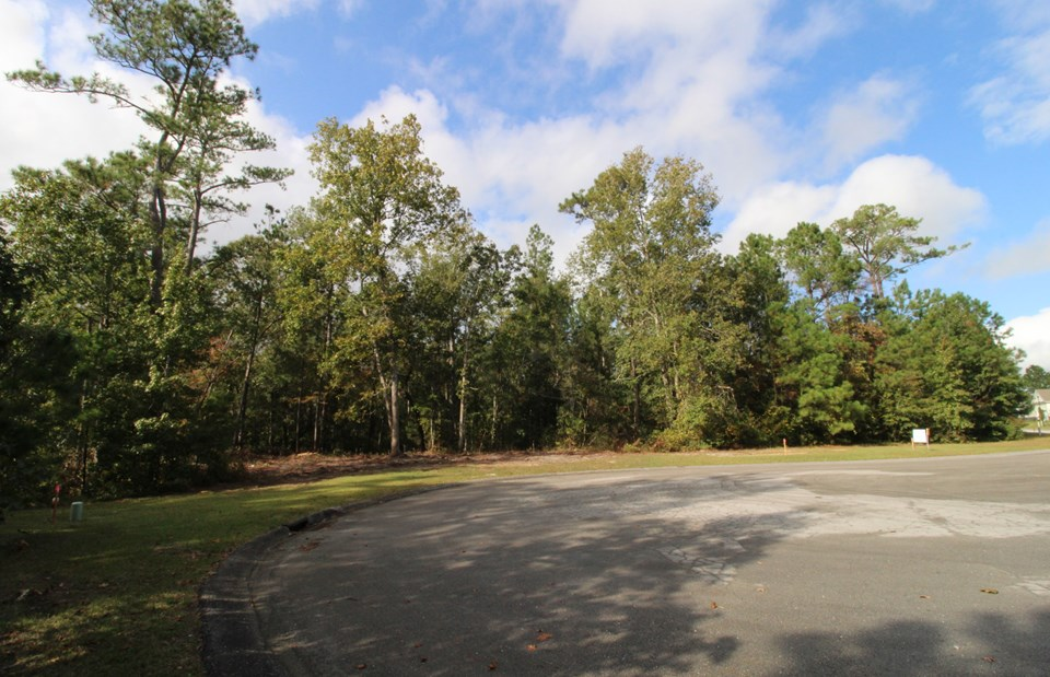 street view of lot 1.9 acres with approx 255' road frontage.